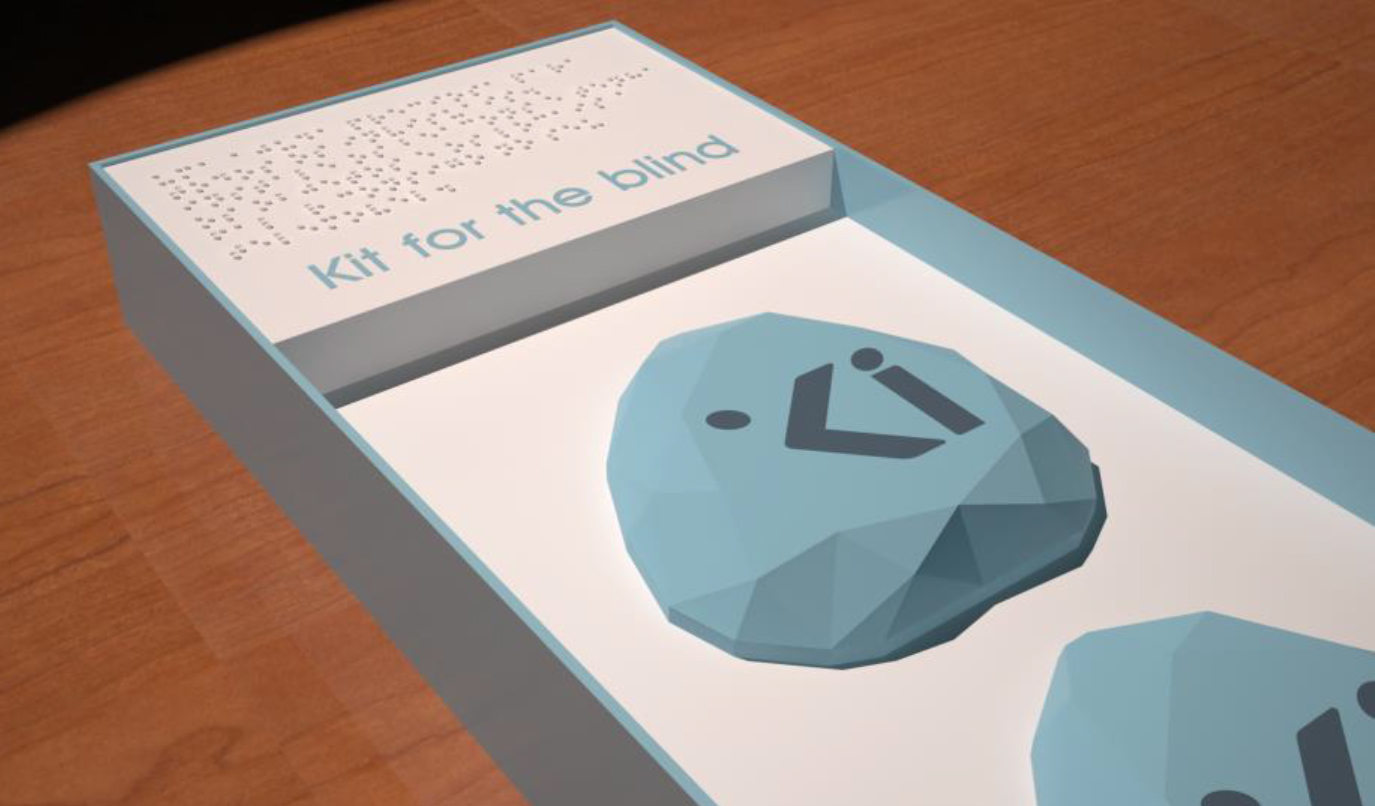 Kit for the Blind by myEyes®
